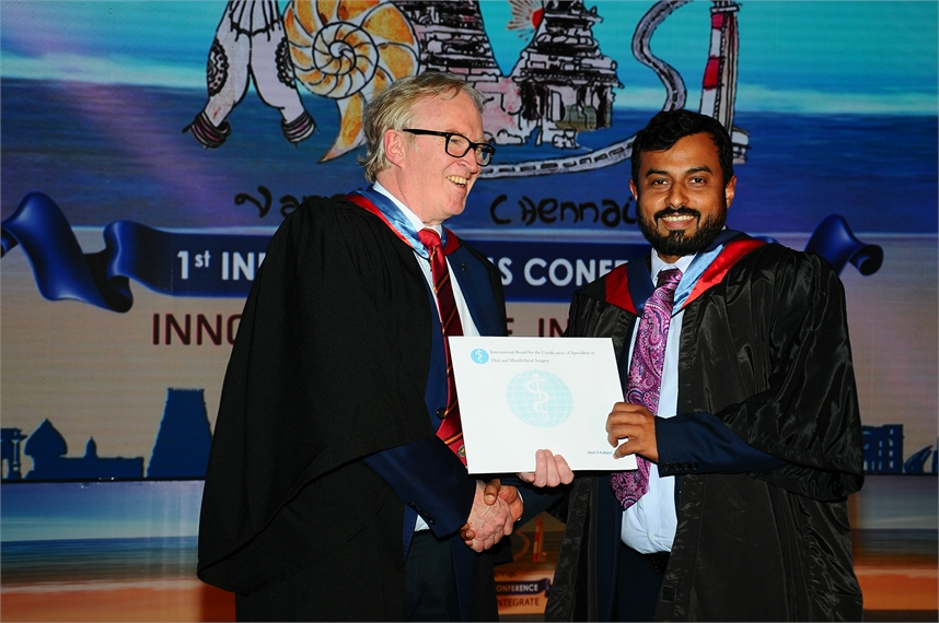 Convocation Chennai India - 2018 - Part 2